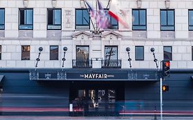 Mayfair Hotel Los Angeles Haunted