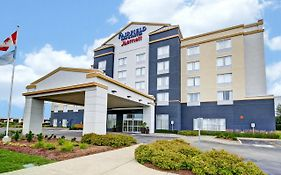 Fairfield Marriott Guelph