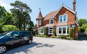 The Lawn Guest House Gatwick Horley 4* United Kingdom