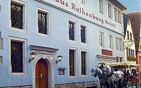 Hotel Altes Brauhaus Rothenburg