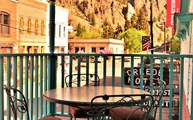Creede Hotel And Restaurant   United States