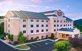 Fairfield Inn & Suites Chattanooga i 24 Lookout Mountain