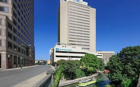 Wyndham Riverwalk San Antonio Tx