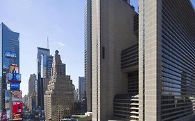 Marriott Marquis Address Nyc