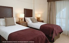 Fraser Residence Prince of Wales Terrace London