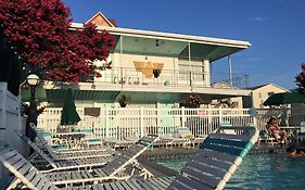 Eden Roc Motel Ocean City Maryland