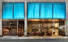 Hyatt Hotel New York Times Square