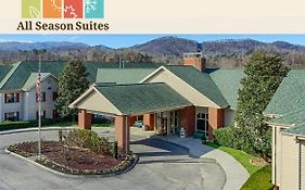 All Seasons Suites Pigeon Forge Tn