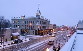 Geiser Grand Hotel in Baker City Oregon