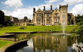 Breadsall Priory Marriott Hotel