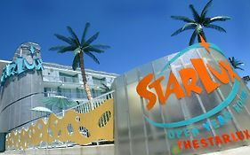 Starlux Hotel in Wildwood New Jersey
