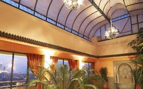 Hotel Royal Mansour Casablanca