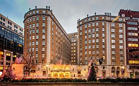 The Mayflower Hotel in Washington Dc