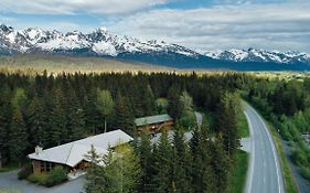 Seward Windsong Lodge Alaska