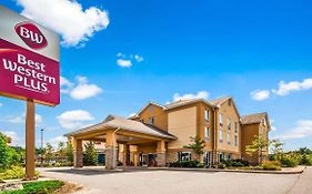 Best Western Plus Muskoka Inn Huntsville