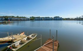Carolina Waterfront Rentals - Arco Townhouse