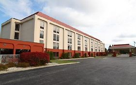 Hampton Inn Cadillac Michigan