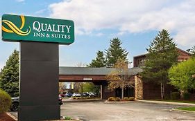 Quality Inn Goshen Indiana