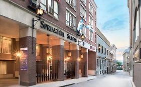 Springhill Suites By Marriott Vieux-Montreal / Old Montreal photos Exterior