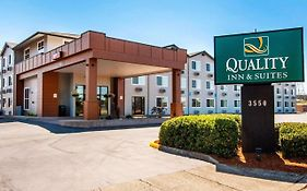 Quality Inn Springfield Oregon