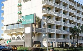 Quality Inn Myrtle Beach sc Oceanfront