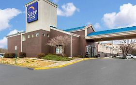 Sleep Inn North Knoxville Tn