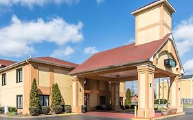 Quality Inn Suites Memphis Tn