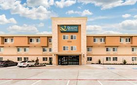 Quality Inn Plano Texas 3*
