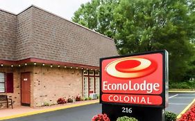Econo Lodge Colonial Williamsburg Va