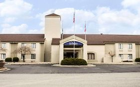 Sleep Inn Summersville West Virginia