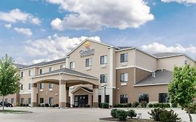Comfort Inn & Suites Lawrence Ks