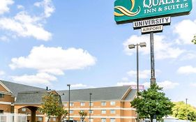 Quality Inn And Suites University Airport Louisville Ky