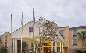 Comfort Suites Port Allen Louisiana