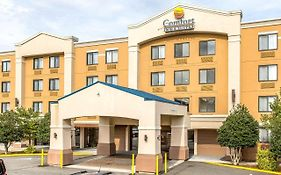 Comfort Inn & Suites Meriden Ct