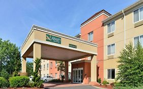 Quality Inn Suites Stratford Ct