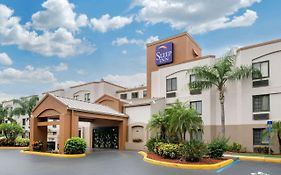 Sleep Inn Sarasota Florida