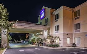 Sleep Inn Suites Gainesville Florida