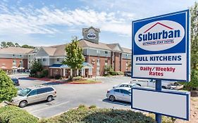 Suburban Extended Stay Hotel Kennesaw Georgia