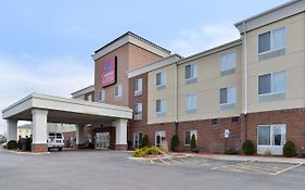 Comfort Suites Urbana Champaign, University Area  United States
