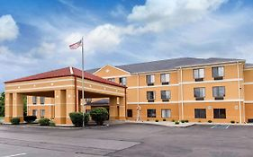 Quality Inn & Suites Anderson I-69 photos Exterior