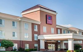 Comfort Suites French Lick Indiana