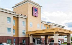 Comfort Suites Near Indianapolis Airport