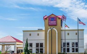 Comfort Inn And Suites Hagerstown Md
