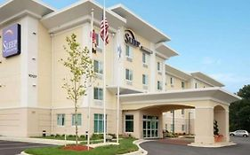 Sleep Inn Suites Laurel Md