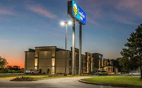 Comfort Inn Metro Airport Romulus Michigan