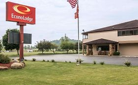 Econo Lodge Paw Paw Michigan