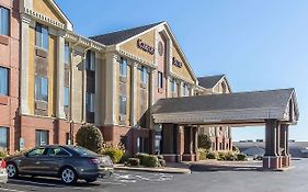 Comfort Inn And Suites st Charles Mo
