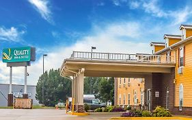Quality Inn & Suites Chesterfield Village Springfield Mo