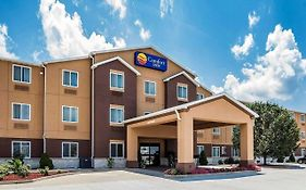 Comfort Inn Moberly Missouri