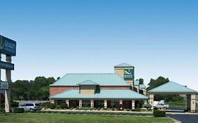 Quality Inn & Suites North Springfield Mo